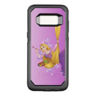Rapunzel | Hanging Around OtterBox Commuter Samsung Galaxy S8 Case
