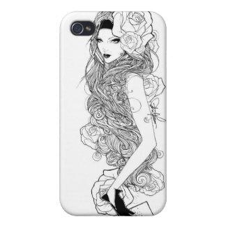 Rapunzel iPhone 4 case