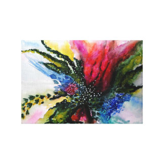 Rare Beauty Canvas Print