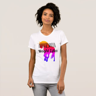 Rare Breed Weight Lifter T-Shirt