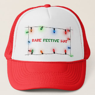 Rare Festive Hat
