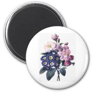 Rare Flowers Fridge Magnet