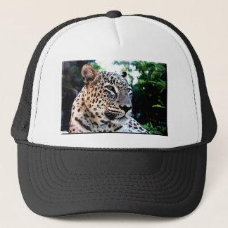Rare Persian Leopard Trucker Hat