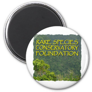 Rare Species Conservatory Foundation Magnet