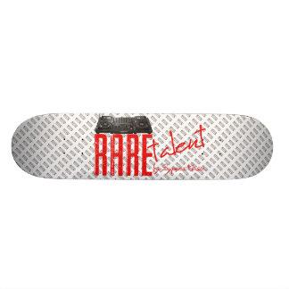 Rare Talent by Syprez Music 21.3 Cm Mini Skateboard Deck