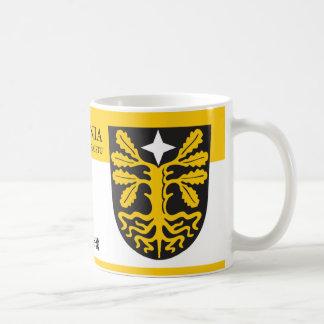Rare Tree Magic Plant Shield from Paistu Estonia Coffee Mug