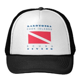 Rarotonga Cook Islands Trucker Hats
