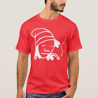 Ras Tafari, Outline T-Shirt