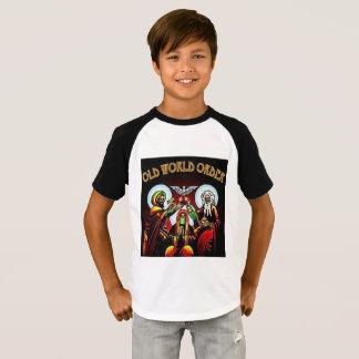 Ras World Order T-Shirt