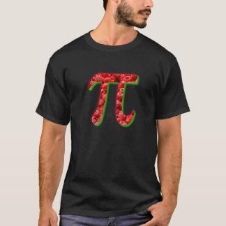 Rasbperry and Pi Symbol T-Shirt