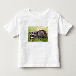 Rascal aceo Racoon Toddler Tshirt