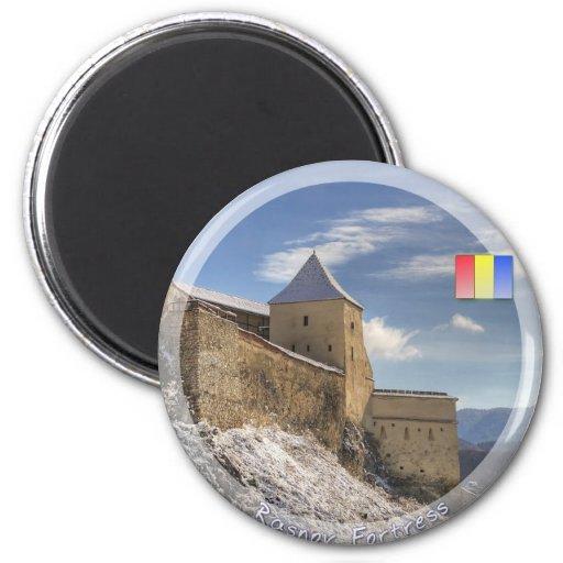 Rasnov Fortress Fridge Magnets