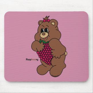 Raspbearry - Zaubaerland Mouse Pad