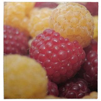 raspberries-796 napkins