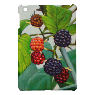 Raspberries iPad Mini Cover