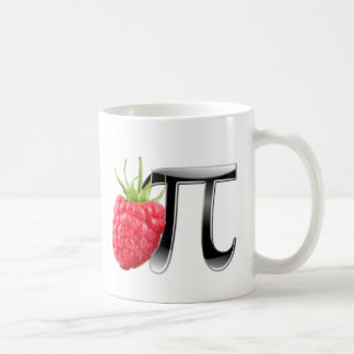 Raspberry and Pi symbol Coffee Mug