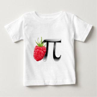 Raspberry and Pi symbol Tshirt