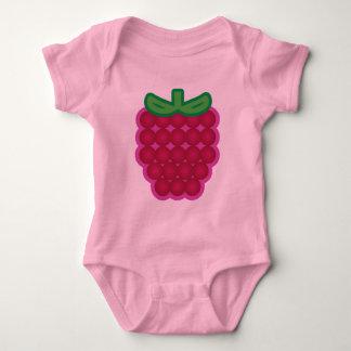 Raspberry Baby Bodysuit