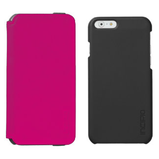 Raspberry Incipio Watson™ iPhone 6 Wallet Case