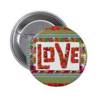 RASPBERRY Love Ideal Romantic Gift Pin