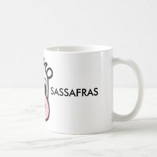 Raspberry Sassafras Coffee/Tea Mug
