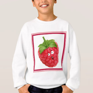 raspberry sweatshirt