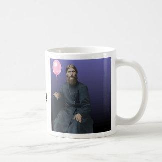 rasputin-anim, Rasputin says,It's time to PARTY! Coffee Mug