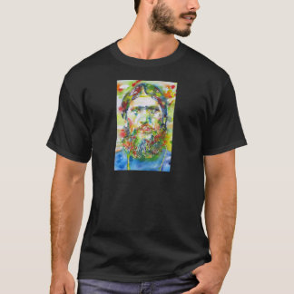 RASPUTIN - watercolor portrait.1 T-Shirt