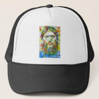 RASPUTIN - watercolor portrait.1 Trucker Hat