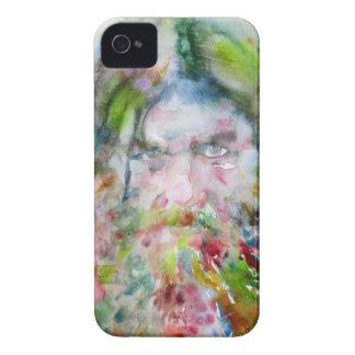 RASPUTIN - watercolor portrait.3 iPhone 4 Case-Mate Case