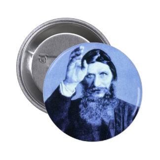 rasputinblu.sized 6 cm round badge