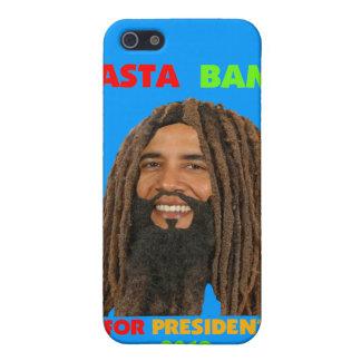 Rasta Bama, President Obama in Dreadlocks Cover For iPhone 5/5S