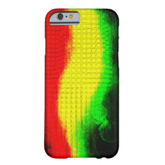Rasta Barely There iPhone 6 Case