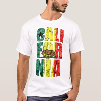 Rasta California T-Shirt