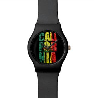 Rasta California Watch