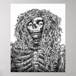 Rasta Death Poster