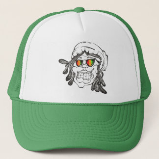 Rasta Dude Trucker Hat