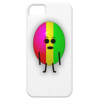 Rasta Egg Barely There iPhone 5 Case