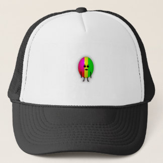 Rasta Egg Trucker Hat