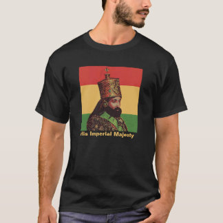 Rasta Haile Selassie T-Shirt