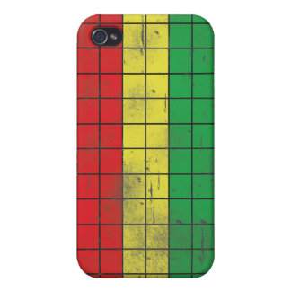 Rasta IPhone 4 iPhone 4 Case
