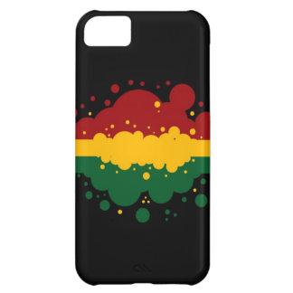Rasta iPhone 5C Case