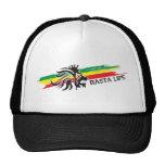 Rasta Life Hats