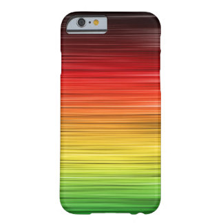 Rasta Lined iPhone 6 Case