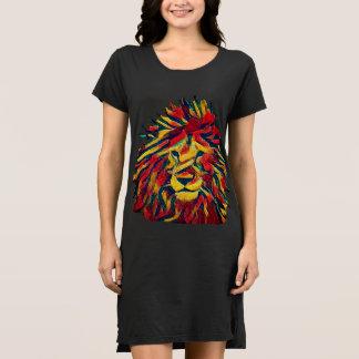 Rasta lion dress