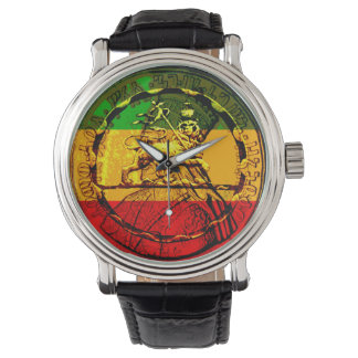 Rasta Lion of Judah Watch Assorted Designs