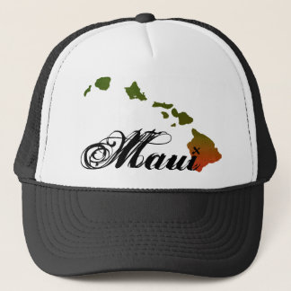 Rasta Maui Trucker Hat