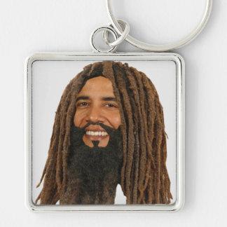Rasta Obama, Rasta Bama for President 2012 Key Ring