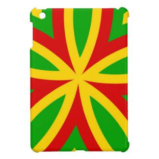 Rasta Pattern iPad Mini Case