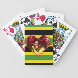 Rasta Playing Cards